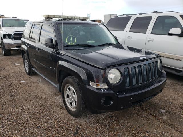 Salvage cars for sale at Tucson, AZ auction: 2008 Jeep Patriot SP