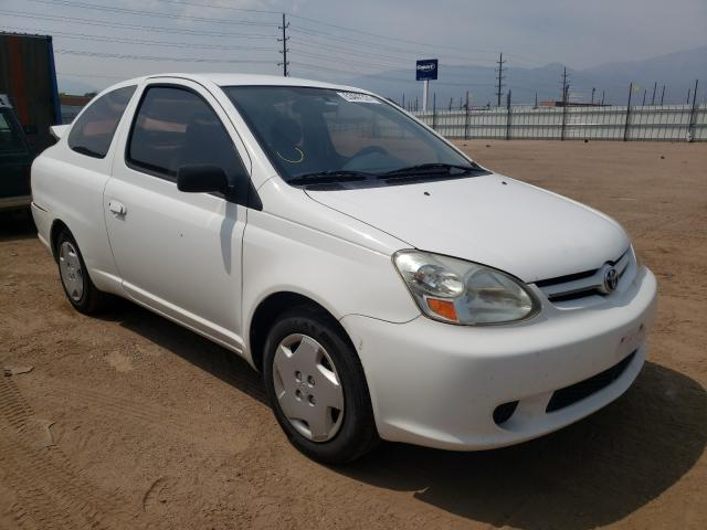 Toyota Echo salvage cars for sale: 2003 Toyota Echo
