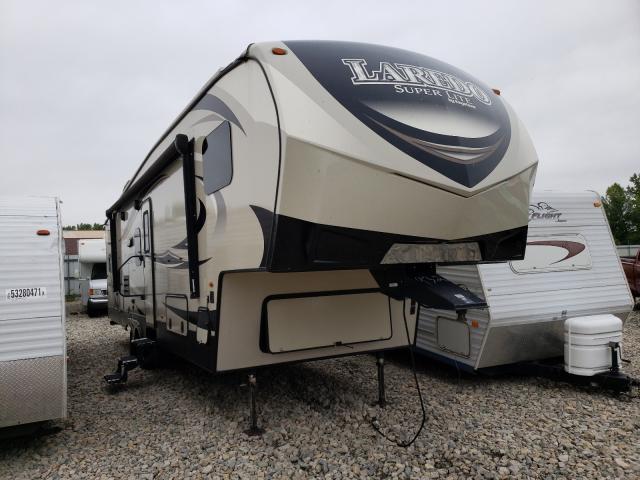 Laredo salvage cars for sale: 2016 Laredo Camper