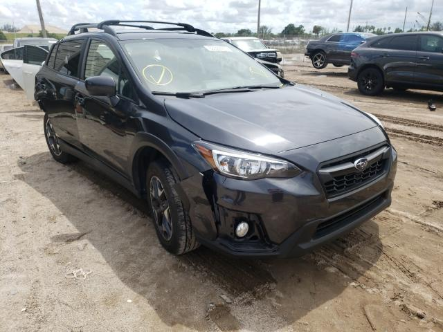 Subaru Crosstrek salvage cars for sale: 2019 Subaru Crosstrek