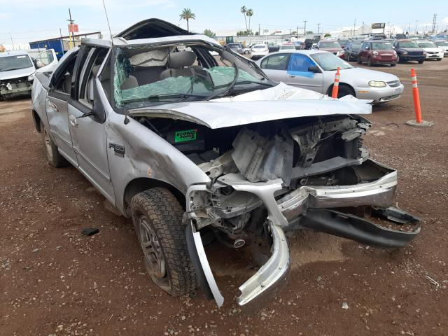 Salvage cars for sale from Copart Phoenix, AZ: 2002 Ford F150 Super