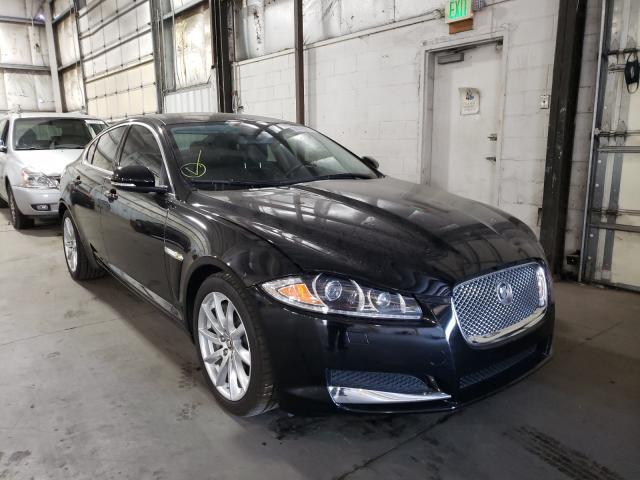 Jaguar Vehiculos salvage en venta: 2012 Jaguar XF