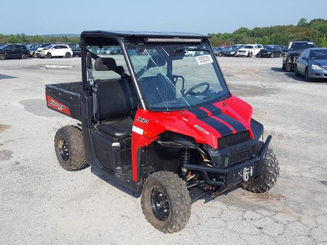 Salvage cars for sale from Copart York Haven, PA: 2017 Polaris Ranger XP