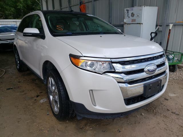 Vehiculos salvage en venta de Copart Midway, FL: 2014 Ford Edge Limited