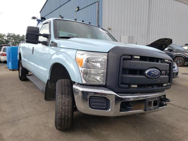 Salvage cars for sale from Copart Windsor, NJ: 2015 Ford F250 Super