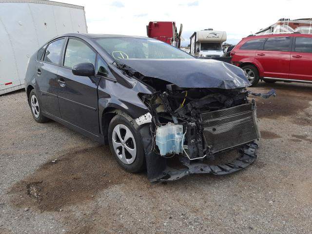 Salvage cars for sale at Tucson, AZ auction: 2013 Toyota Prius