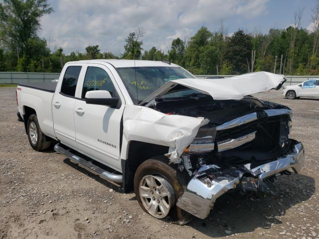 Salvage cars for sale from Copart Leroy, NY: 2016 Chevrolet Silverado
