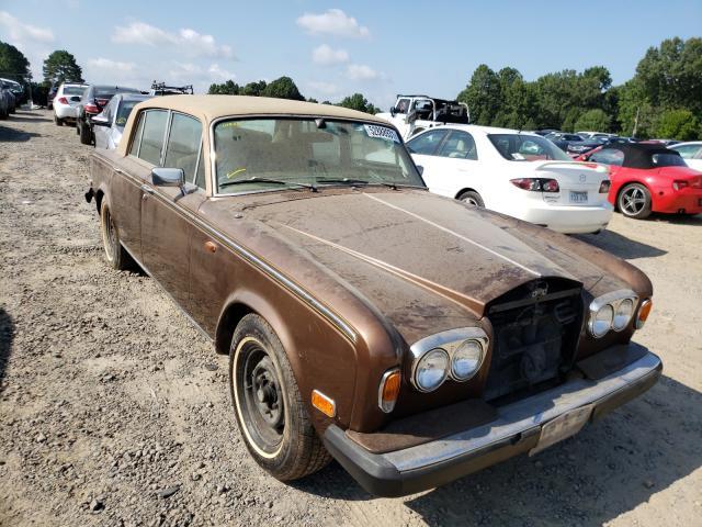 Rolls-Royce salvage cars for sale: 1979 Rolls-Royce Silver Shadow