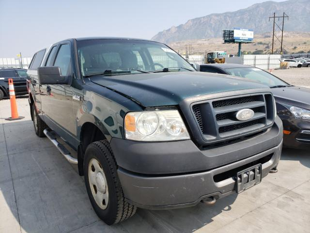 Vehiculos salvage en venta de Copart Farr West, UT: 2007 Ford F150