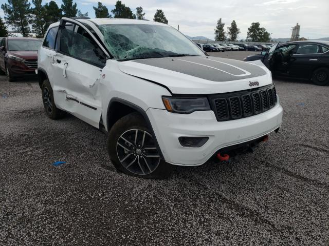 Salvage cars for sale from Copart Anthony, TX: 2018 Jeep Grand Cherokee