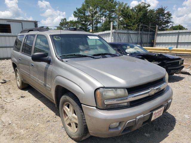 Salvage cars for sale from Copart Florence, MS: 2003 Chevrolet Trailblazer