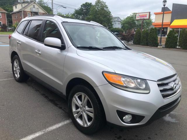 2012 Hyundai Santa FE L en venta en New Britain, CT
