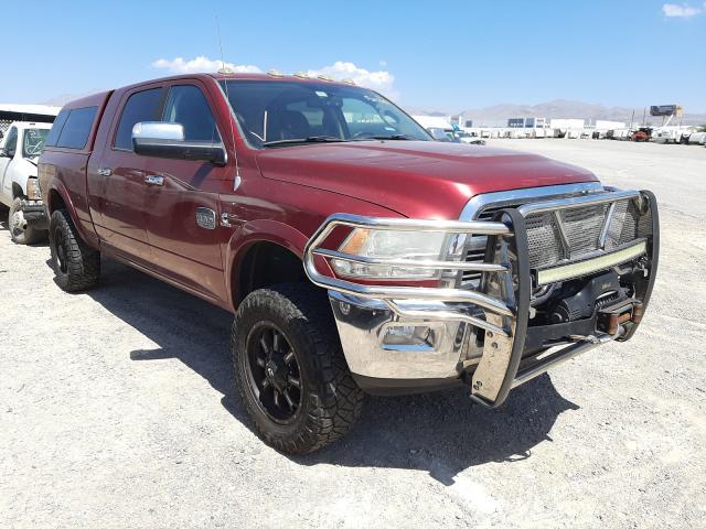 Vehiculos salvage en venta de Copart Las Vegas, NV: 2012 Dodge RAM 3500 L