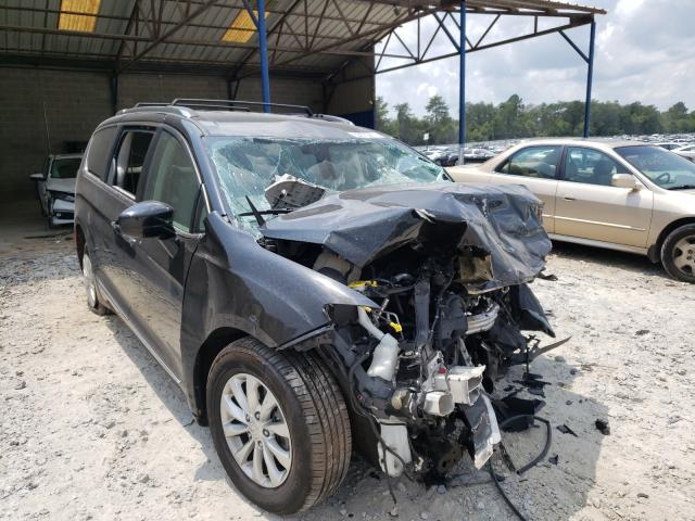 Salvage cars for sale from Copart Cartersville, GA: 2019 Chrysler Pacifica T