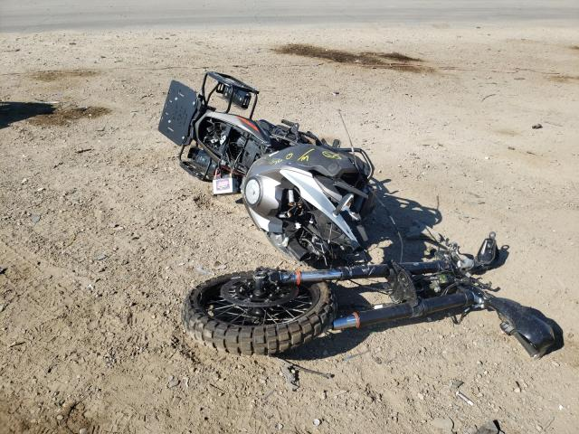 Salvage cars for sale from Copart Nampa, ID: 2015 KTM 1190 Adven