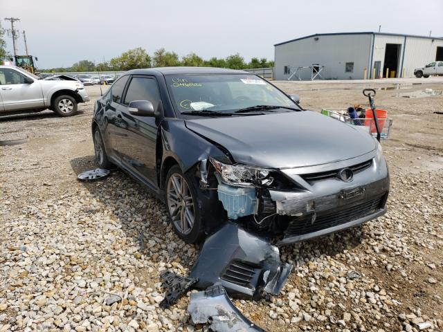 Salvage cars for sale from Copart Kansas City, KS: 2013 Scion TC