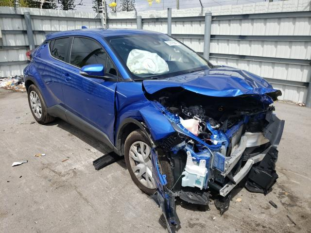 Vehiculos salvage en venta de Copart Miami, FL: 2020 Toyota C-HR XLE