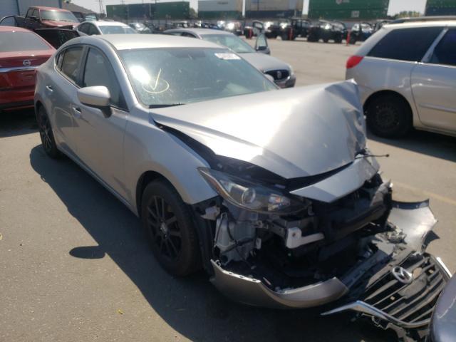 Mazda salvage cars for sale: 2016 Mazda  3