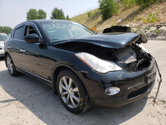 Infiniti Vehiculos salvage en venta: 2013 Infiniti EX37 Base