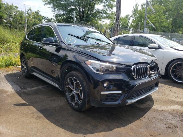 Salvage cars for sale from Copart Marlboro, NY: 2019 BMW X1 XDRIVE2