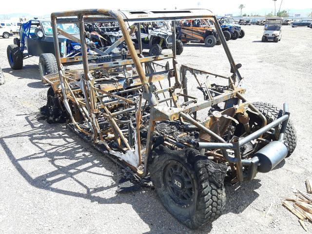 Salvage motorcycles for sale at Phoenix, AZ auction: 2016 Polaris Ranger CRE