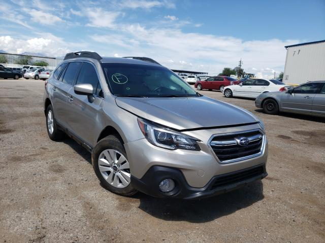 Subaru salvage cars for sale: 2018 Subaru Outback 2