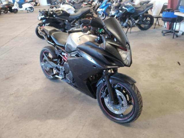 Salvage motorcycles for sale at Portland, OR auction: 2013 Yamaha FZ6 R