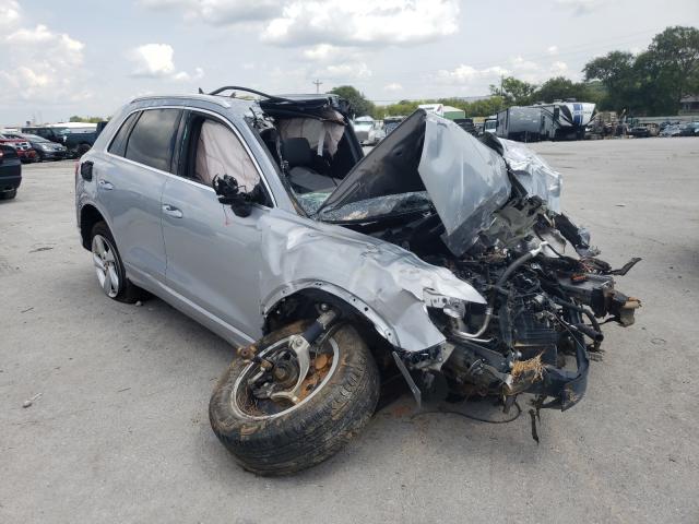 Vehiculos salvage en venta de Copart Lebanon, TN: 2020 Audi Q3 Premium