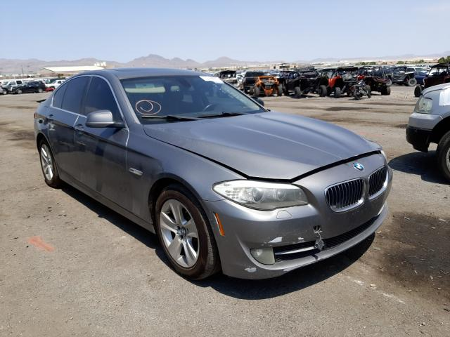 Salvage cars for sale at Las Vegas, NV auction: 2013 BMW 528 XI