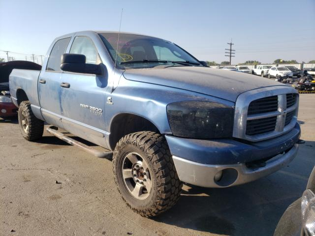 Salvage cars for sale from Copart Nampa, ID: 2006 Dodge RAM 2500 S