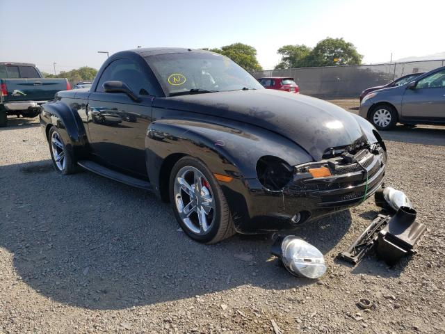 Chevrolet SSR salvage cars for sale: 2006 Chevrolet SSR