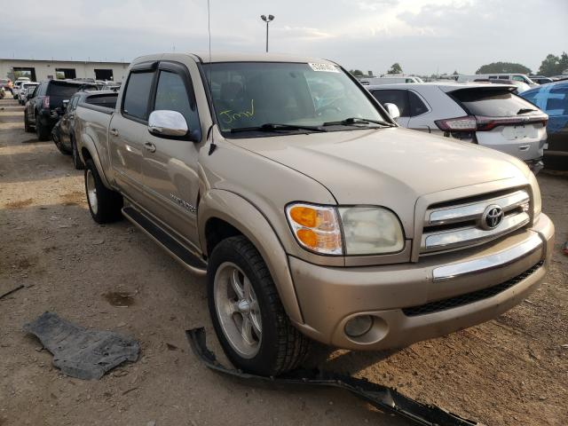 Salvage cars for sale from Copart Indianapolis, IN: 2004 Toyota Tundra DOU