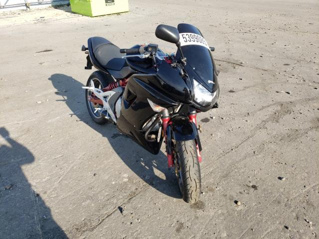 Salvage cars for sale from Copart Cudahy, WI: 2006 Kawasaki EX650 A6F