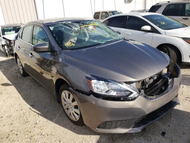 Vehiculos salvage en venta de Copart Apopka, FL: 2017 Nissan Sentra S