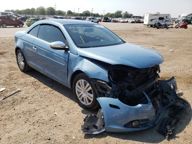 Salvage cars for sale from Copart Nampa, ID: 2010 Volkswagen EOS Turbo
