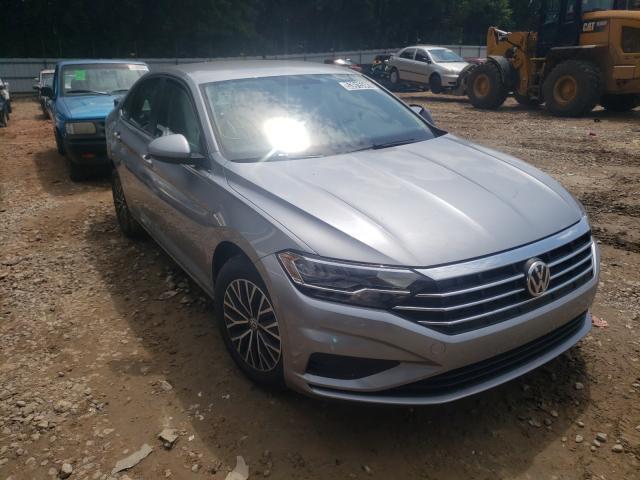 Vehiculos salvage en venta de Copart Austell, GA: 2021 Volkswagen Jetta S