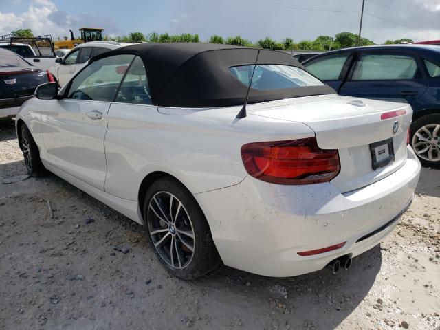 2021 BMW 230I WBA2M7C01M7J29148