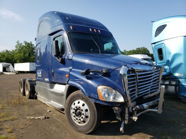 Freightliner salvage cars for sale: 2016 Freightliner Cascadia 1