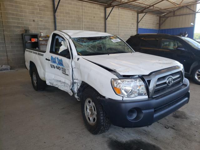 Toyota Tacoma salvage cars for sale: 2010 Toyota Tacoma