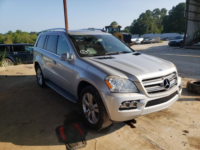 Vehiculos salvage en venta de Copart Fairburn, GA: 2011 Mercedes-Benz GL 350 BLU