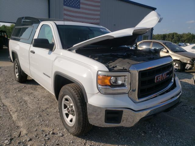 Salvage cars for sale from Copart Louisville, KY: 2014 GMC Sierra C15