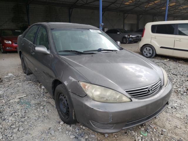 Vehiculos salvage en venta de Copart Cartersville, GA: 2005 Toyota Camry LE