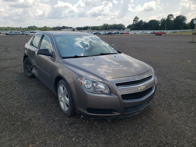 Salvage cars for sale from Copart Newton, AL: 2011 Chevrolet Malibu LS