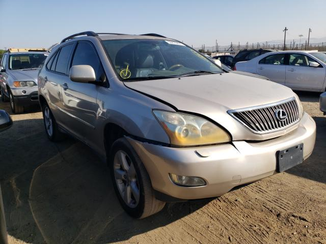 Salvage cars for sale from Copart San Martin, CA: 2006 Lexus RX 330