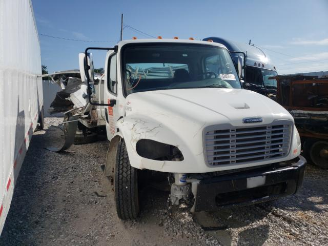 Salvage trucks for sale at Rogersville, MO auction: 2015 Freightliner M2 106 MED