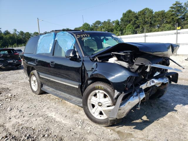 Chevrolet Tahoe salvage cars for sale: 2004 Chevrolet Tahoe