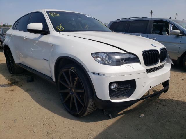 Salvage cars for sale from Copart San Martin, CA: 2008 BMW X6 XDRIVE3