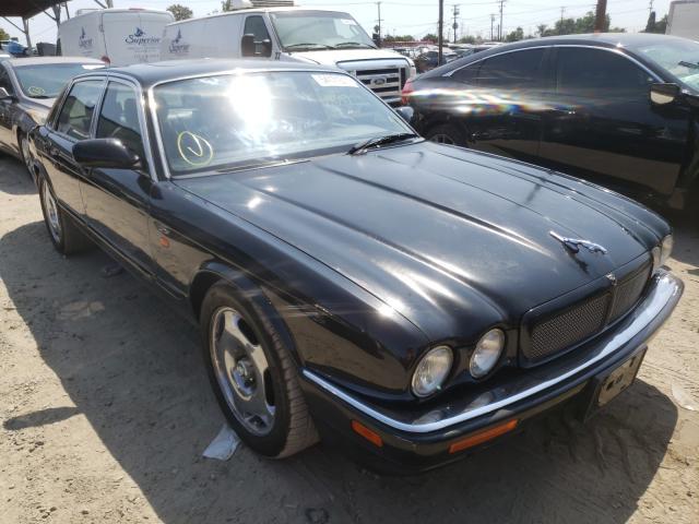 Jaguar salvage cars for sale: 1996 Jaguar XJR