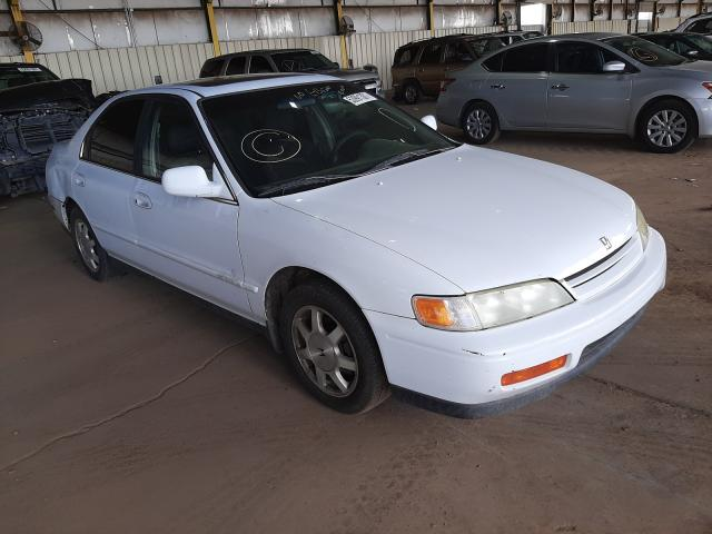 Salvage cars for sale at Phoenix, AZ auction: 1994 Honda Accord EX