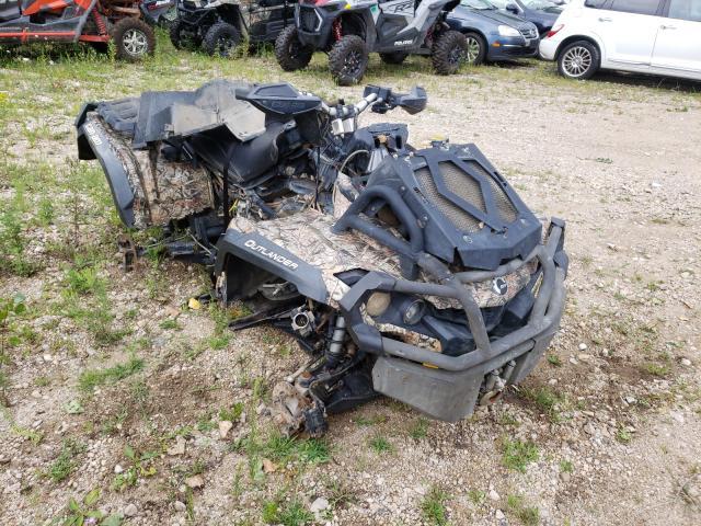Vehiculos salvage en venta de Copart Madison, WI: 2014 Can-Am Outlander